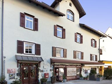 Hotels 3 zinnen sextner dolomiten italy for Boutique hotel dolomiten