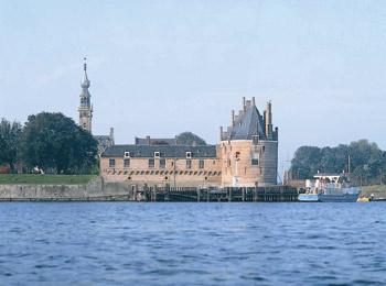 foto van De Campveerse Toren