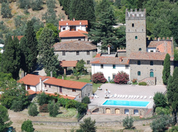 foto van Castello di Pratelli