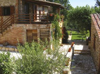 foto van Agriturismo Il Borgo nelle Querce