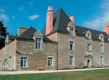 foto van Château de Talhouët