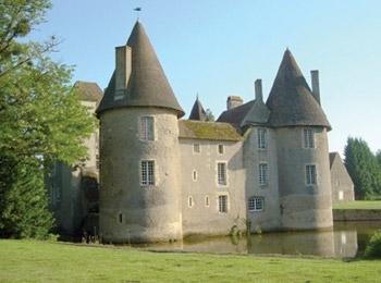 foto van Château du Marais
