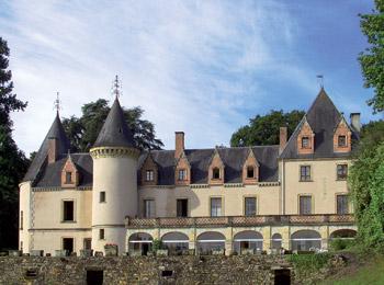 foto van Château de la Beuvrière