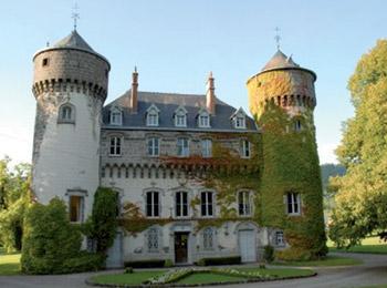 foto van Château de Sédaiges