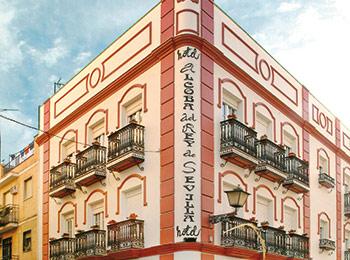 foto van Hotel Alcoba Del Rey