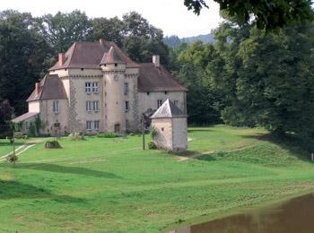 foto van Château de la Chassagne