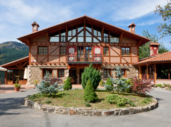 foto van Hotel & Spa Etxegana