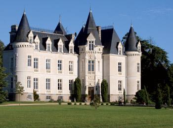 foto van Château des Tesnières