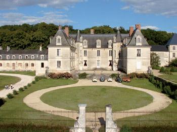 foto van Château de Gizeux