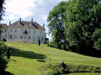foto van Château de Prauthoy