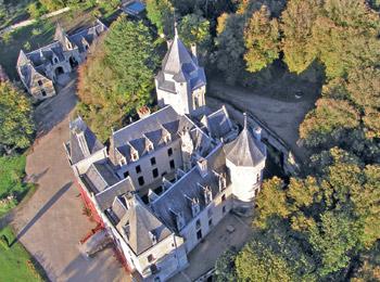 foto van Château de Ternay