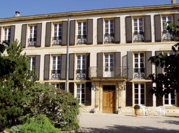 foto van Château de Couloubriers