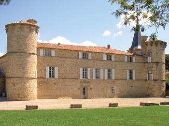 foto van Chateau de Jonquières