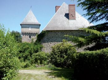 foto van Château de Montautre