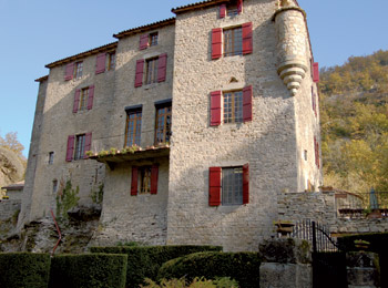 foto van Château de Sorgues