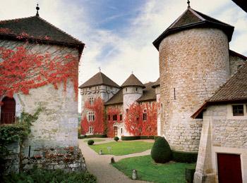 foto van Château de Thorens