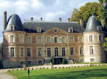foto van Château de la Ferté Beauharnais