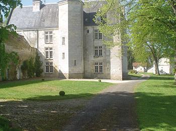 foto van Château de La Roche Berthault