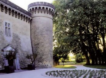 foto van Château de Massillan