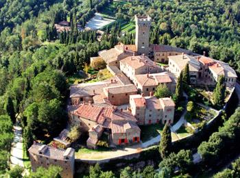 foto van Castello di Gargonza