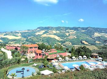 foto van Country Hotel I Calanchi