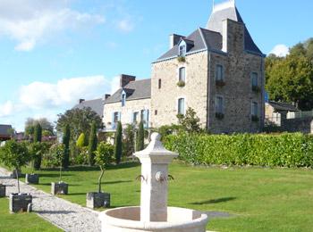foto van Chateau de Mont-Dol