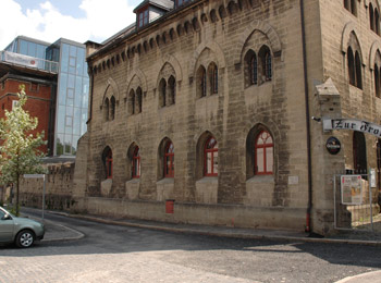 foto van Altes Knasthaus Fronveste