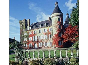 foto van Chateau du Ludaix