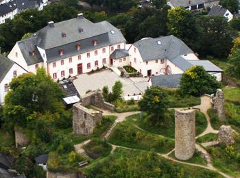 foto van Burghaus Kronenburg