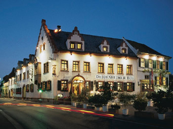 foto van Hotel Restaurant Deidesheimer Hof
