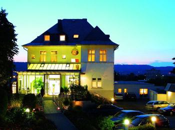 foto van Hotel Villa Hügel