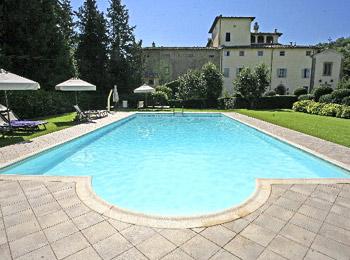 foto van Villa I Bossi