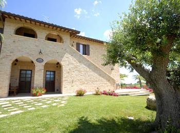 foto van Agriturismo Castrum