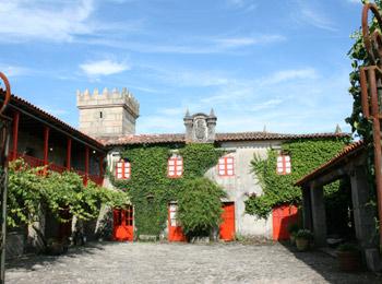 foto van Casa Grande de Rosende
