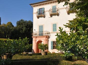 foto van Villa Aureli
