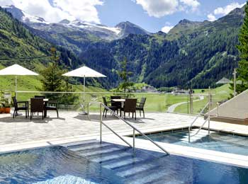 foto van Berghof Crystal Spa & Sports****