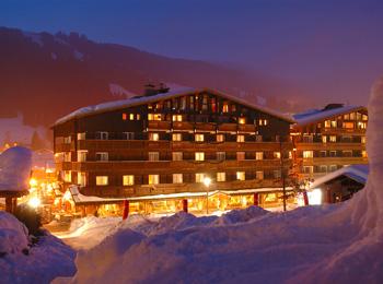 foto van Chalet Hôtel La Marmotte