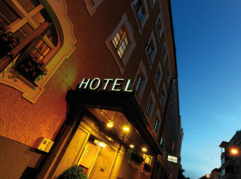 foto van Hotel Markus Sittikus****
