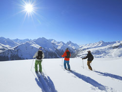 Ski Arlberg (© TVB St. Anton am Arlberg  Fotograf Josef Mallaun)