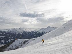 Ski Zillertal 3000 (© Frank Bauer - Tourismusverband Mayrhofen