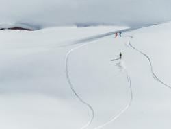 Skigebiet Silvretta Arena Ischgl-Samnaun