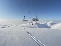 Skigebiet Les Trois Vallées