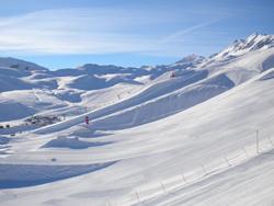 Skigebiet Val d'Isère & Tignes