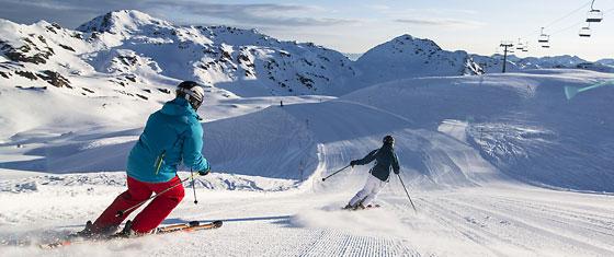 Beste Skigebiete 2017