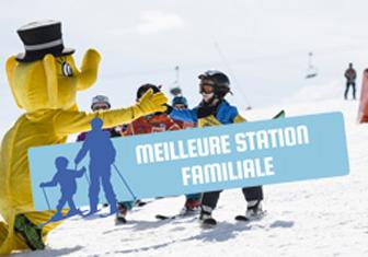 Best ski area 2015