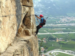 Trentino: een week via ferrata (deel I)