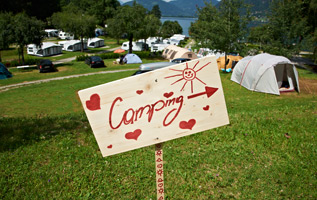 Ossiacher See camping