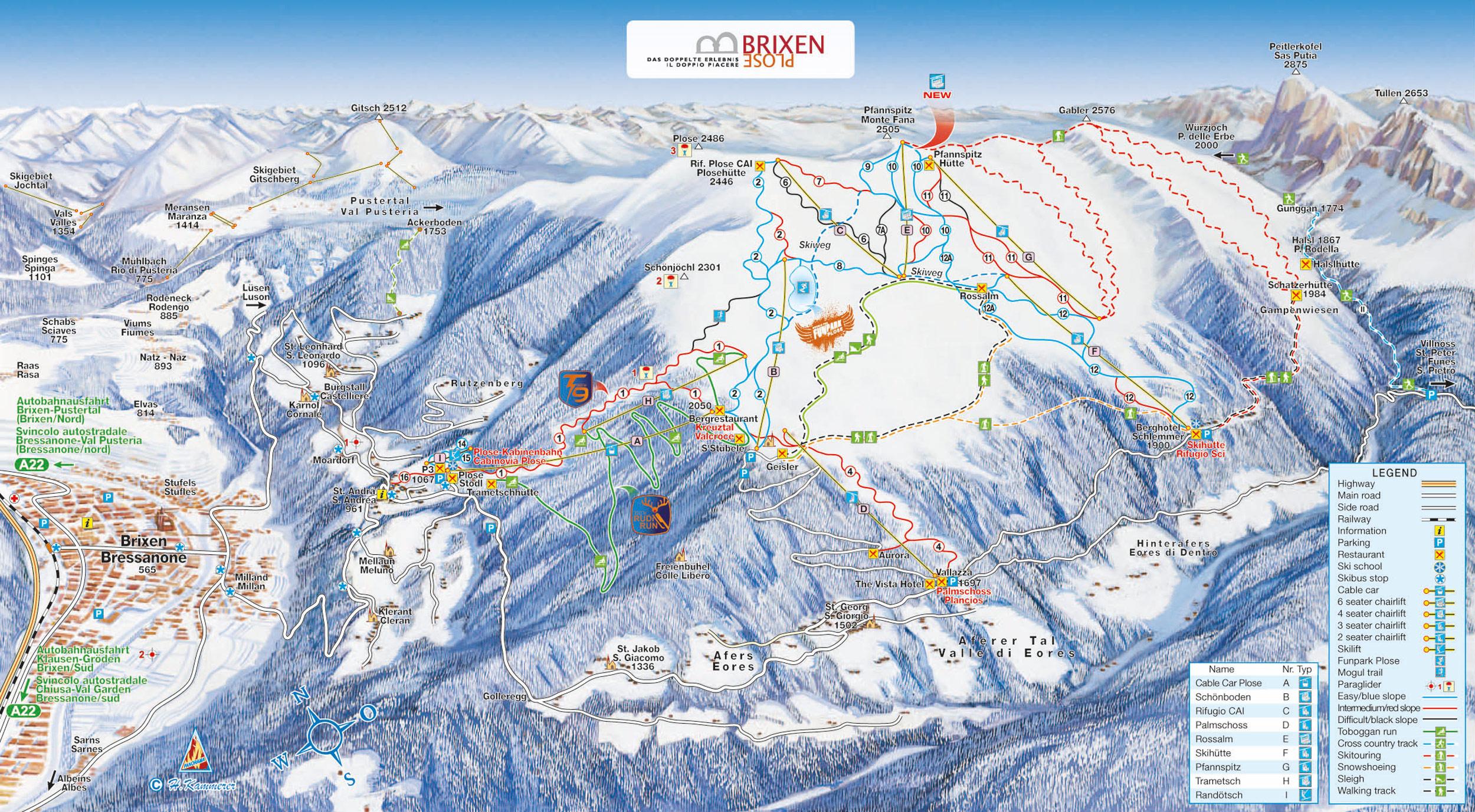 Beste Spielothek in Brixen im Tal finden