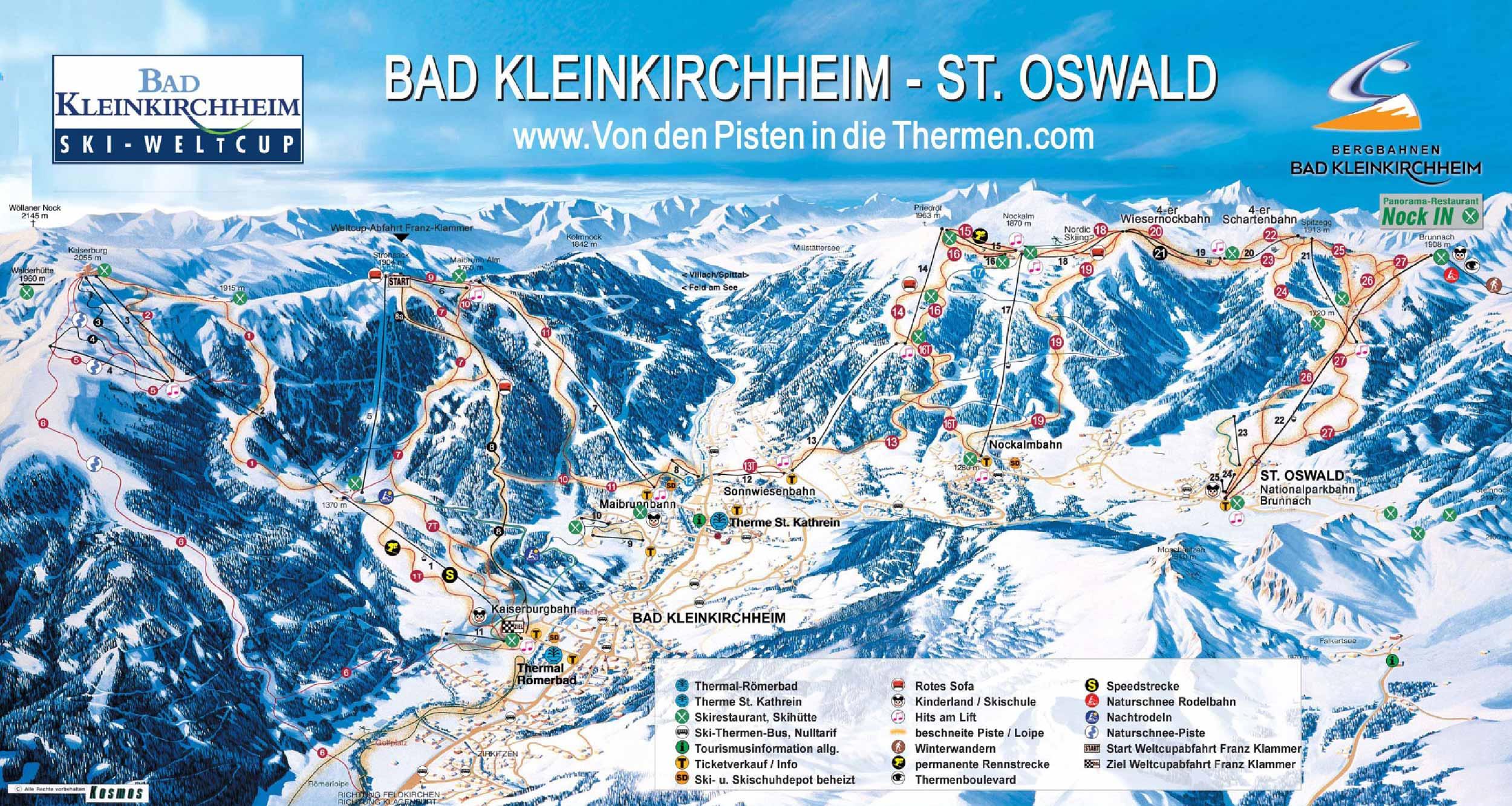 Beste Spielothek in Bad Kleinkirchheim finden