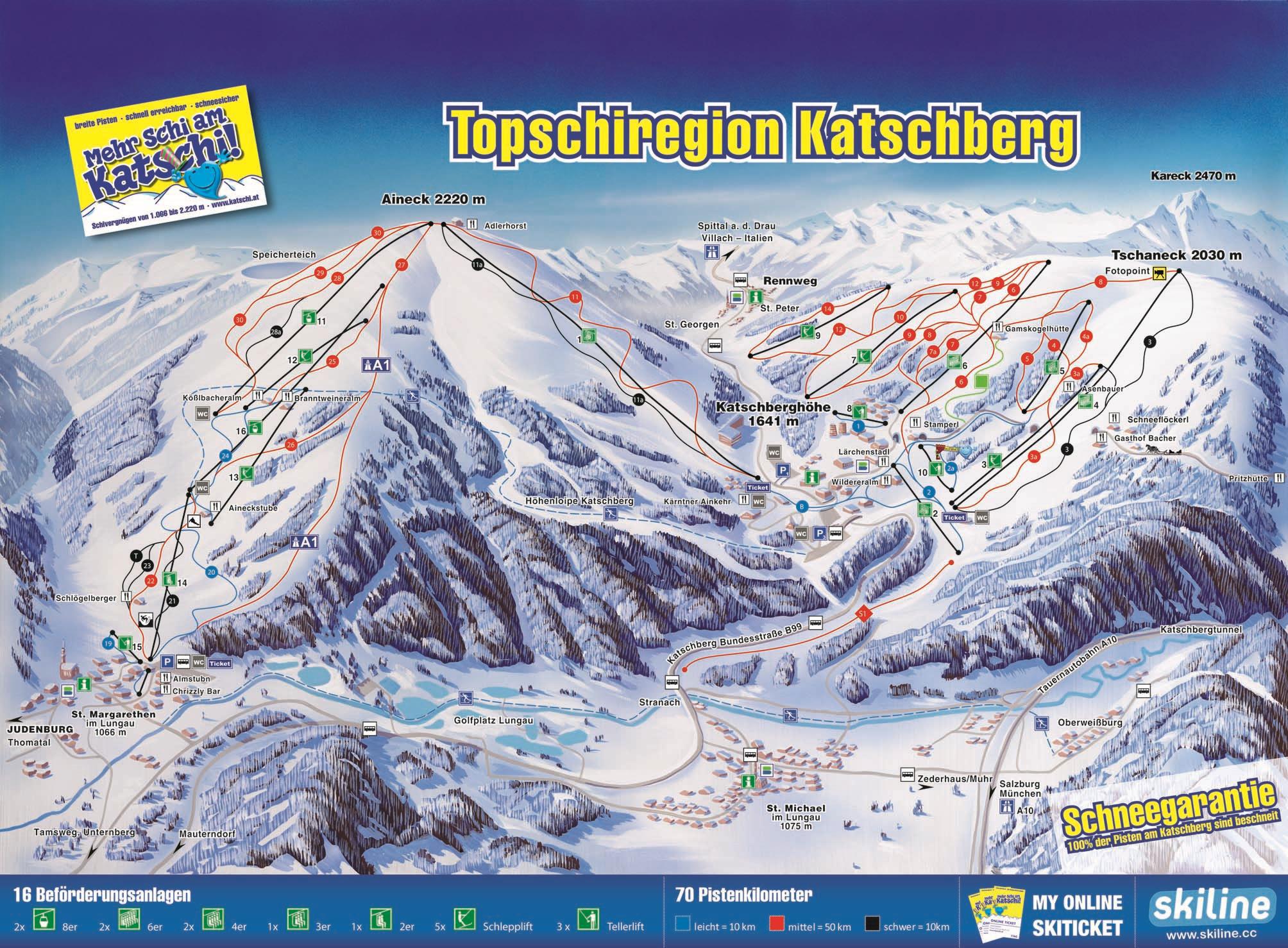 Beste Spielothek in Sankt Margarethen im Lungau finden